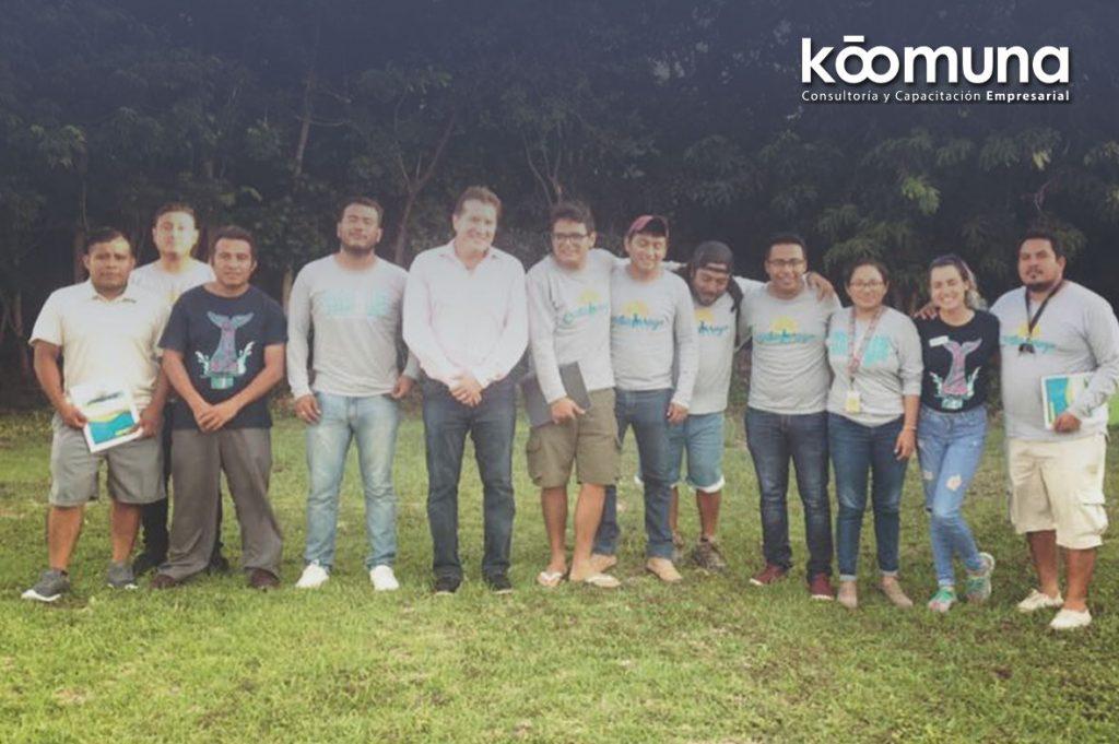 capacitación empresarial cancun equipo curso